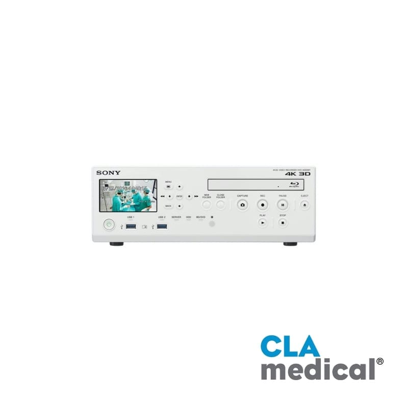 Sony Medical 4K UHD video recorder
